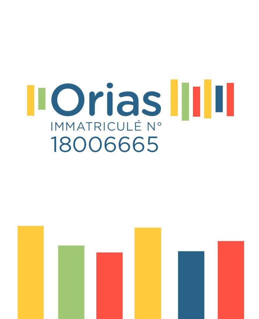 immatriculation ORIAS